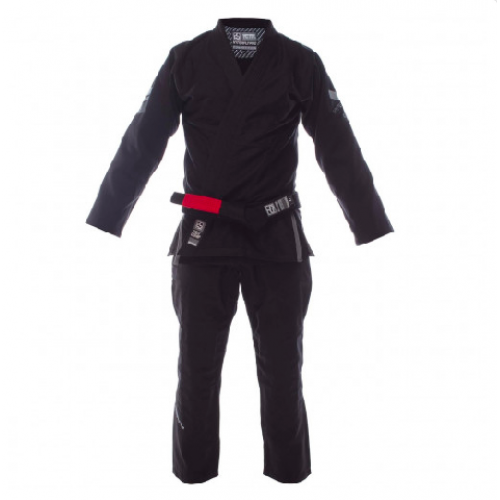 Image of HYPERFLY PRO COMP BJJ GI BLACK