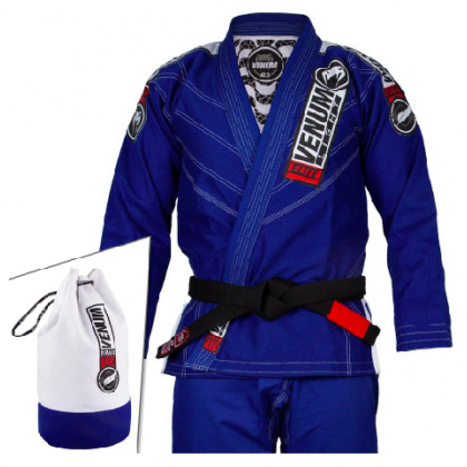 VENUM ELITE LIGHT 2.00 BJJ GI BLUE