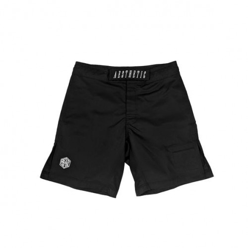 Image of AESTHETIC LEGACY SHORTS BLACK