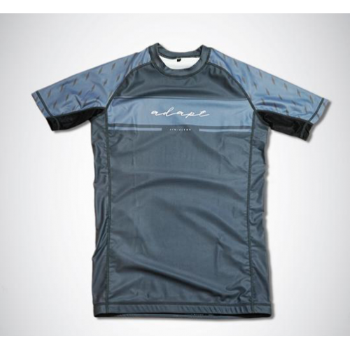 Image of Adapt Diffused Navy Rashguard R#002