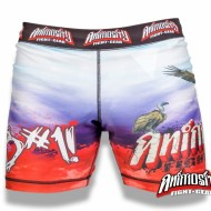ANIMOSITY B#1! COLOUR COMPRESSION SHORTS