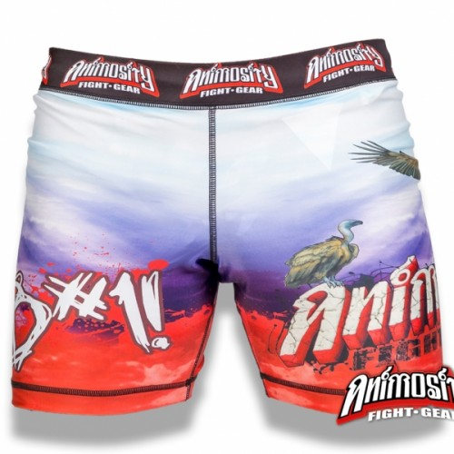 Image of ANIMOSITY B#1! COLOUR COMPRESSION SHORTS