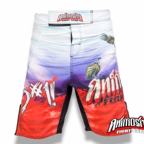 Image of ANIMOSITY B#1! COLOUR MMA FIGHT SHORTS