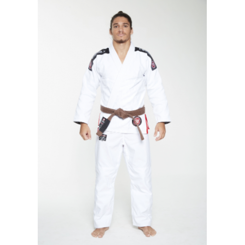 Image of ATAMA WHITE ATAMA ULTRA LIGHT KIMONO (GI)