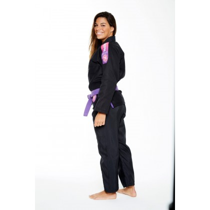 ATAMA BLACK ATAMA ULTRA LIGHT KIMONO 2.0 (WOMEN)