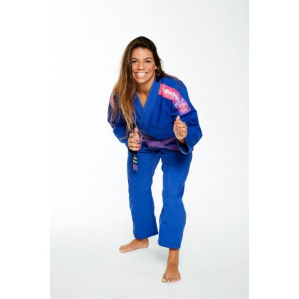BLUE ATAMA ULTRA LIGHT KIMONO 2.0 (WOMEN)