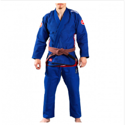 Scramble Athlete V4 550 BJJ Gi Blue