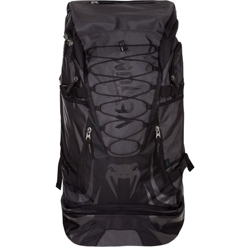 Image of VENUM CHALLENGER XTREME BACKPACK BAG BLACK/BLACK