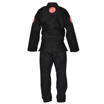 Hard life Quadrant Kimono Black