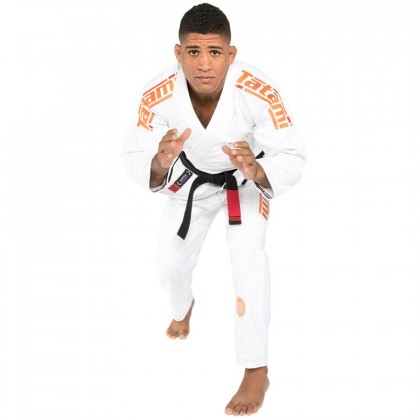 TATAMI ESTILO 6.0 WHITE & ORANGE