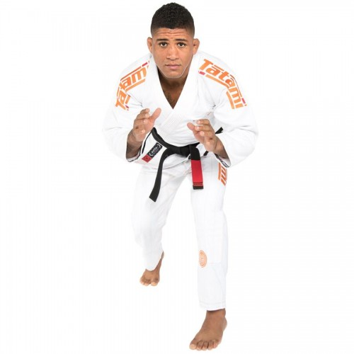 Image of TATAMI ESTILO 6.0 WHITE & ORANGE