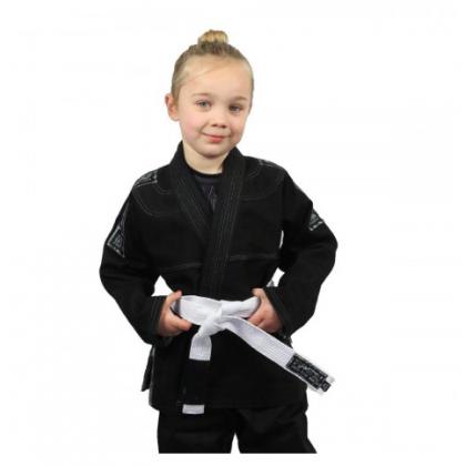 Fumetsu Kids Prime Arctic Camo Edition BJJ Gi Black/Grey