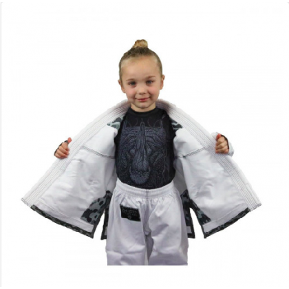 Fumetsu Kids Prime Arctic Camo Edition BJJ Gi
