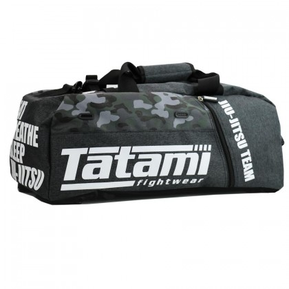 TATAMI GREY CAMO GEAR BAG