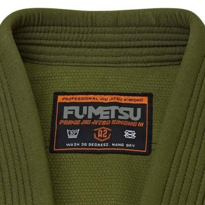 Fumetsu Prime V2 Mens BJJ Gi Green