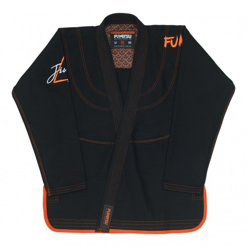 Image of Fumetsu Elements Fire 550 BJJ Gi Black