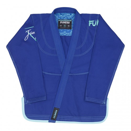 Image of Fumetsu Elements Water 450 BJJ Gi Blue