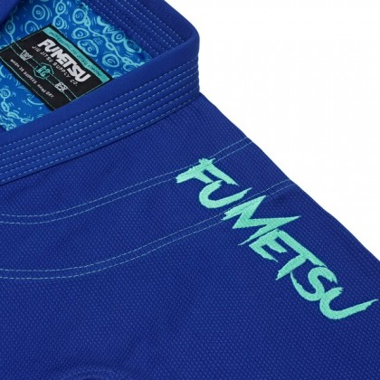 Fumetsu Elements Water 450 BJJ Gi Blue