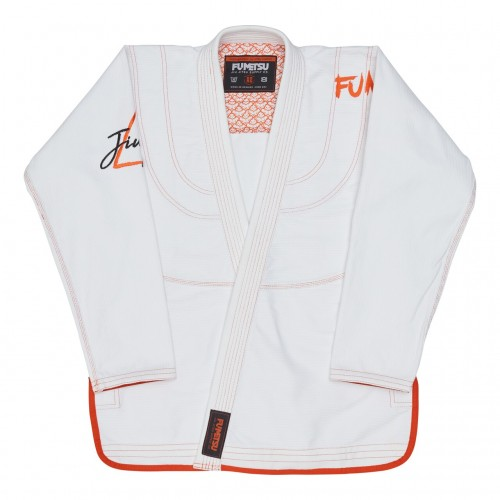 Image of Fumetsu Elements Fire 550 BJJ Gi White