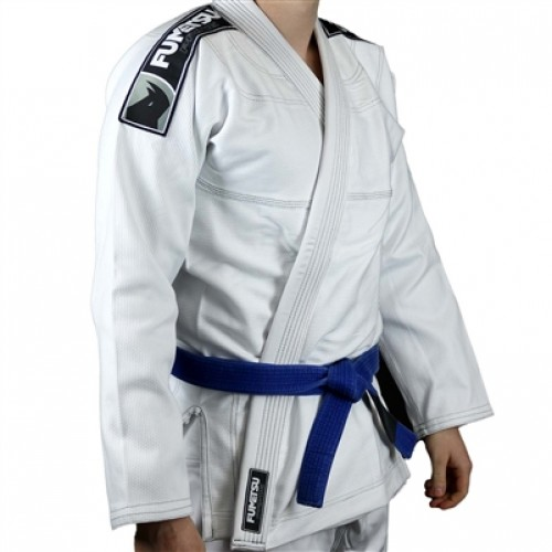 Image of FUMETSU PRIME MEN'S BJJ GI WHITE