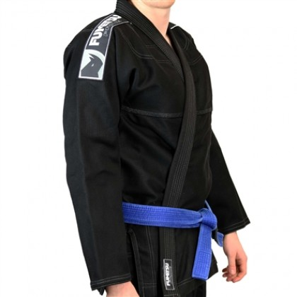 FUMETSU PRIME MEN'S BJJ GI BLACK
