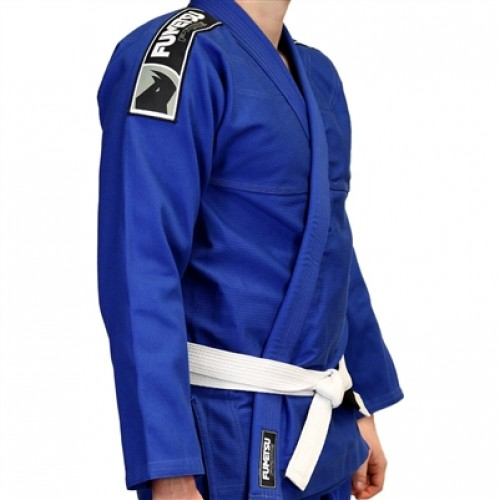 Image of FUMETSU PRIME MEN'S BJJ GI BLUE