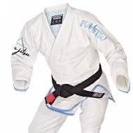 Fumetsu Elements Air BJJ Gi White