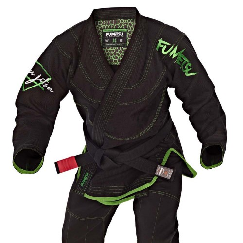 Image of Fumetsu Elements Earth BJJ Gi Black