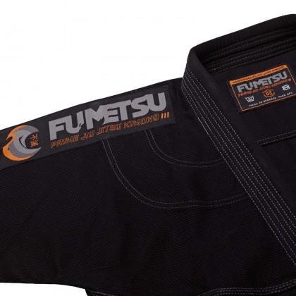 Fumetsu Prime V2 BJJ Gi Black