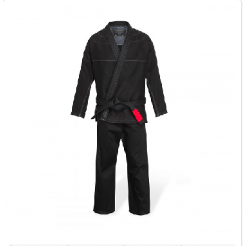 Image of Fumetsu Prime Onyx Edition BJJ Gi BLACK