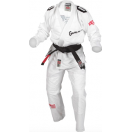 Gameness White Elite Gi