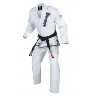 Gameness White Feather Gi