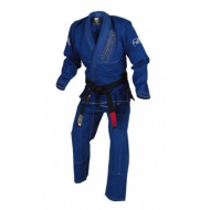 Gameness Blue Feather Gi