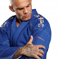 Grips Athletics Armadura 2.0 Camo BJJ Gi Royal Blue