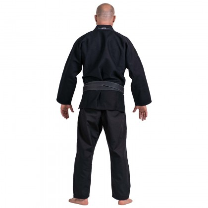 Grips Primero Competition Stealth Edition BJJ Gi Black