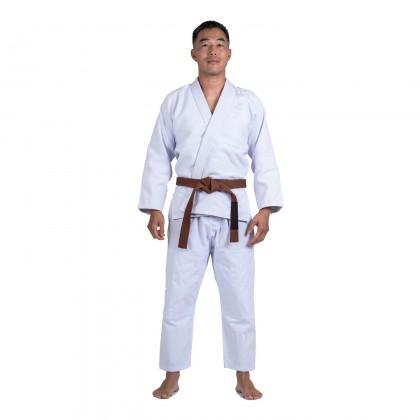 Grips Primero Competition Stealth Edition BJJ Gi White