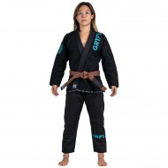 GrIps Primero Competition Woman Edition BJJ Gi Black