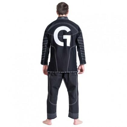 Gr1ps Armadura Big-G BJJ Gi Black