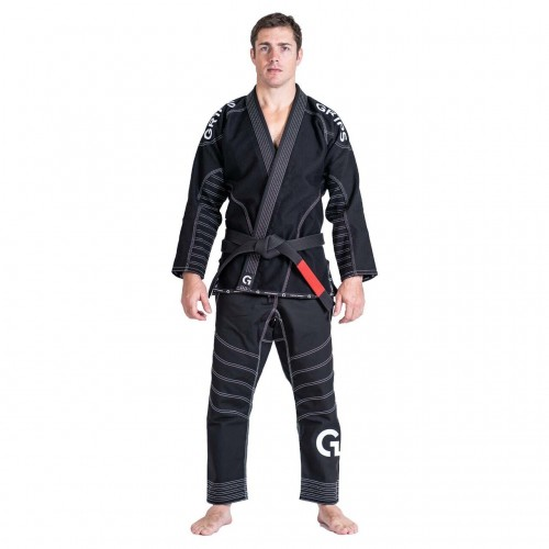 Image of Gr1ps Armadura Big-G BJJ Gi Black
