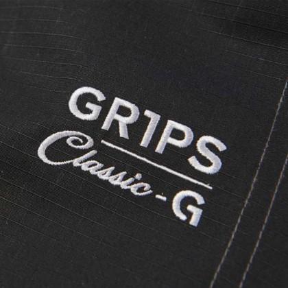 GRIPS CLASSIC BJJ GI BLACK/BLACK