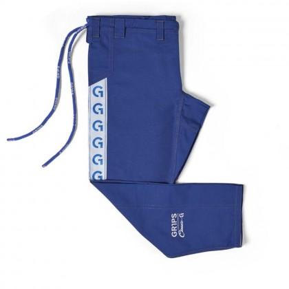 GRIPS CLASSIC BJJ GI BLUE/WHITE