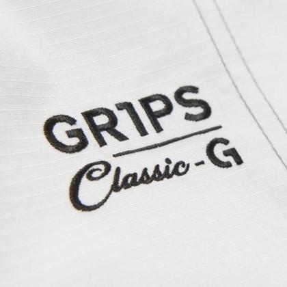 GR1PS CLASSIC BJJ GI WHITE/BLACK