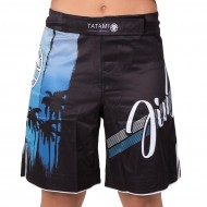 LADIES GO WITH THE FLOW SHORTS