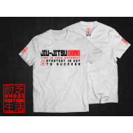 STRATEGY T-SHIRT WHITE