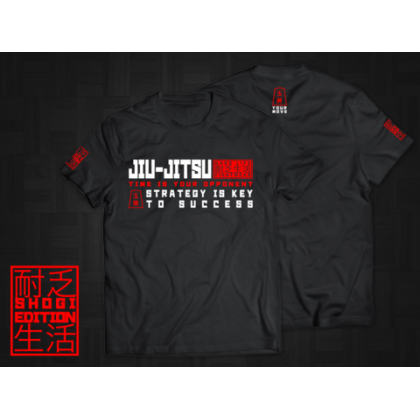 STRATEGY T-SHIRT BLACK