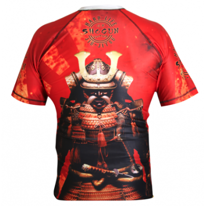 Hardlife Shogun Rash Guard SHORT & LONG SLEEVE