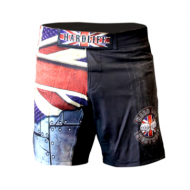 HARDLIFE' UNION FLAG ' RASH GUARD
