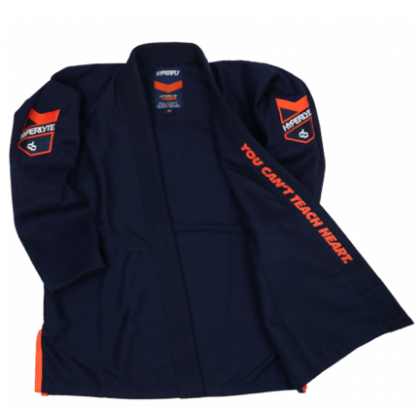 Hyperfly Hyperlyte BJJ Gi Navy/Orange
