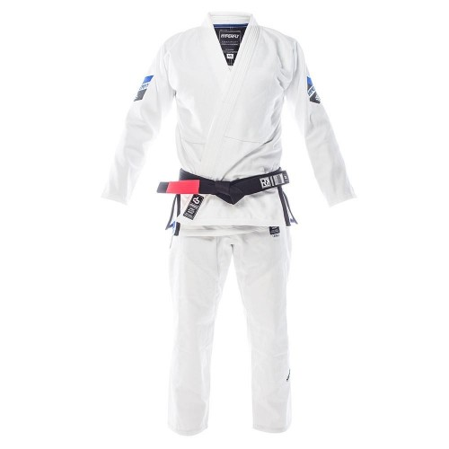 Image of HYPERFLY PREMIUM 3.0 BJJ GI WHITE