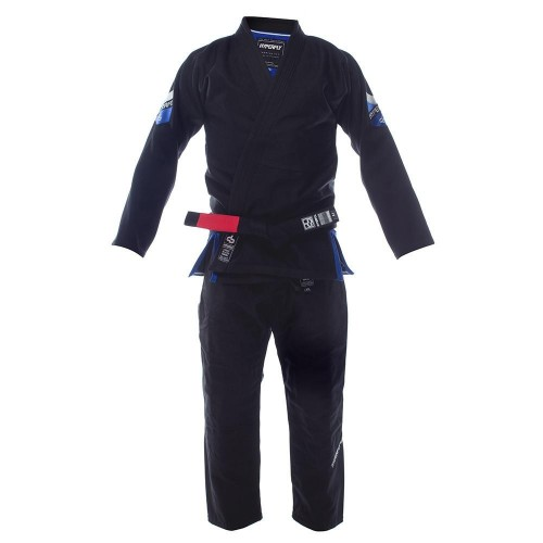 Image of HYPERFLY PREMIUM 3.0 BJJ GI BLACK